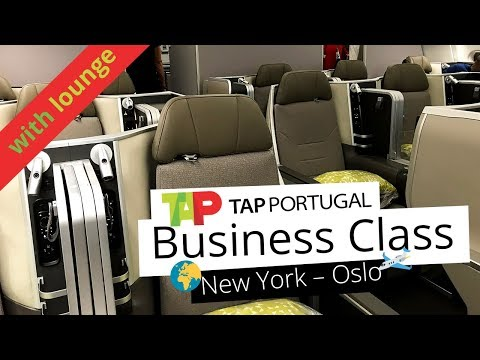 REVIEW: TAP Portugal Business Class and Lounge in Lisbon
