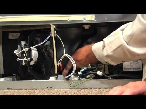 Refrigerator Repair - Replacing the P-Trap (Whirlpool Part # W10619951)