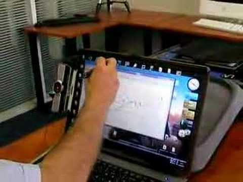 Comment transformer un PC en Tablet PC