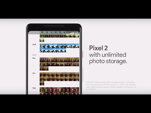 Google Pixel 2 - Unlimited Storage
