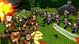 NAMCRAFT - RETURNING FIRE - 4 - (Minecraft Vietnam War