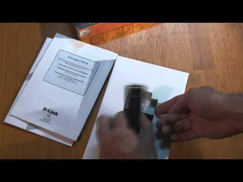 D-Link 3.5G HSDPA USB Adapter DWM-152