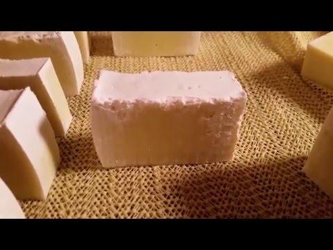 Example of Lye Heavy Soap