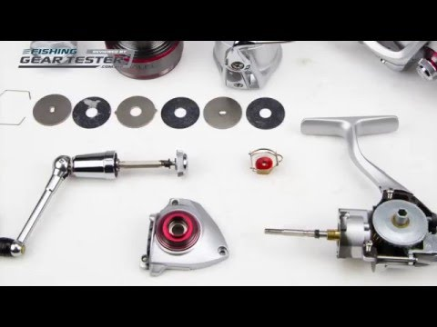 REVIEW  Daiwa Legalis Spin Reel reviewed by FishingGearTester com au
