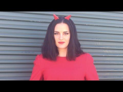 Lo Marie Vintage - Halloween Devil Costume