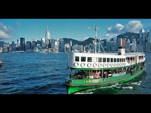 Star Ferry Hong Kong - Daytime Crossing - Amazing Views