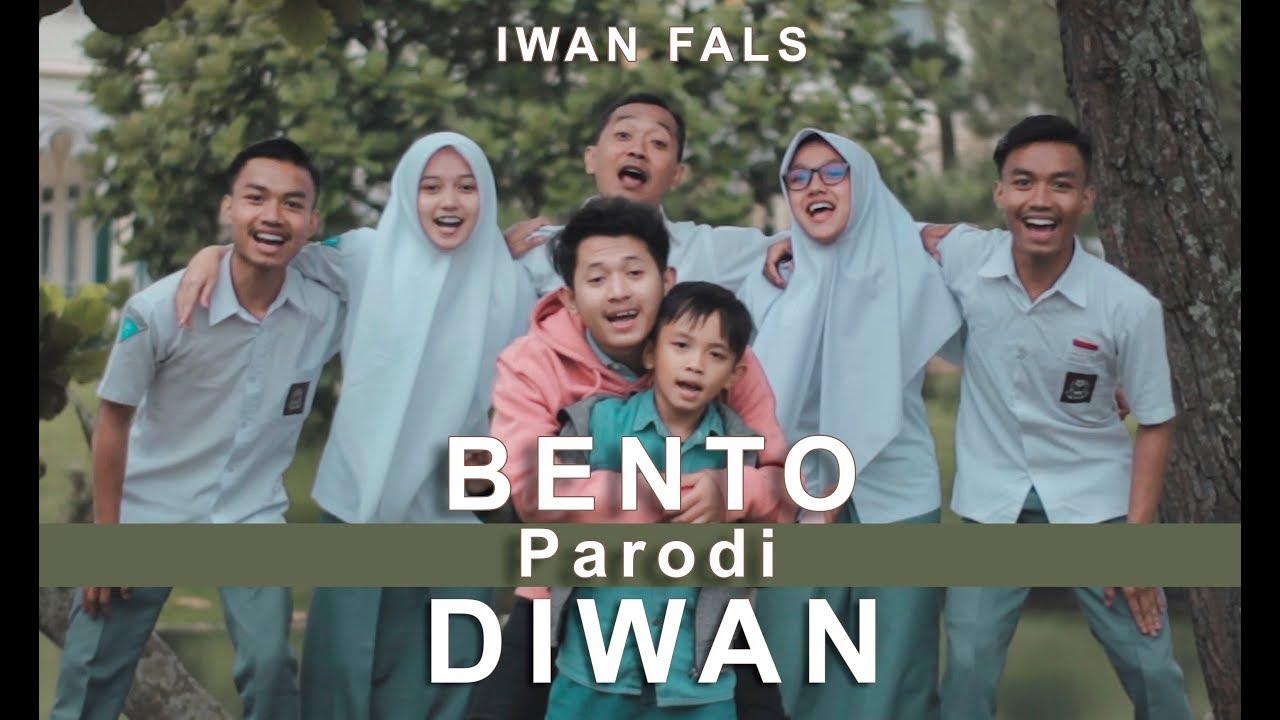 DIWAN - BENTO ft PUTIH ABU ABU  (Iwan Fals - Bento Parody )| FIKRIFADLU