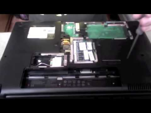 Laptop HP G61 how to replace power pin 3/3