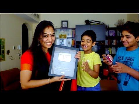 YouTube Silver Play Button Award _Thank U All ❤️||YouTube 100,000 Subscribers Award||Eps:218