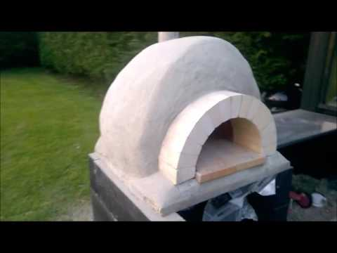 How to build a Pizza Oven in the UK