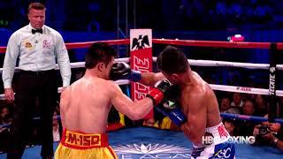 "Srisaket Sor Rungvisai vs. Roman ""Chocolatito"" Gonzalez 2: BAD Highlights (HBO Boxing)"