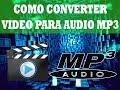 Como Converter Um Video Para Audio Mp3atube Catcher