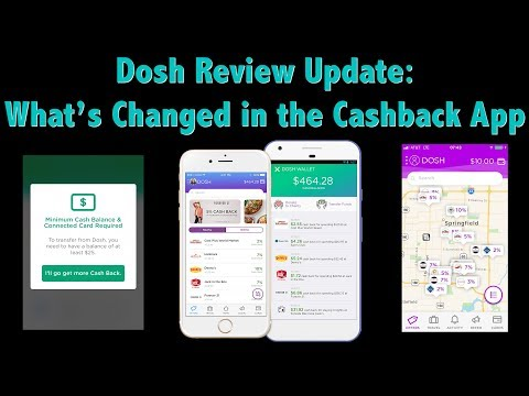 Dosh App Review Update (April 2018)