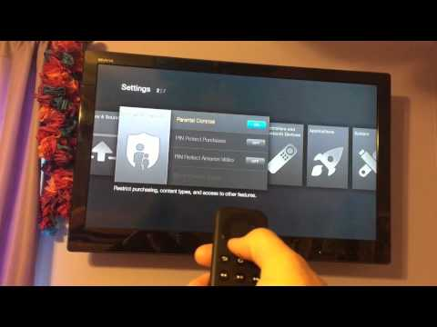 Amazon Fire Stick Broken Parental Controls