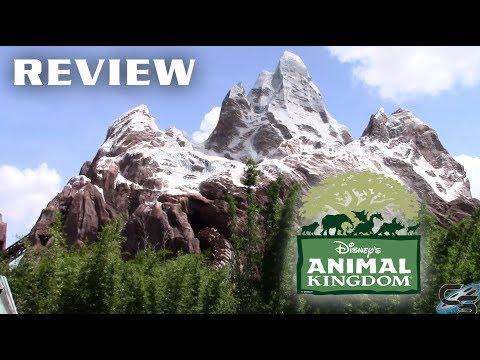 Disney's Animal Kingdom Review Walt Disney World Orlando, Florida