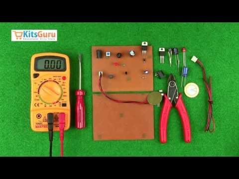 Piezo Electric Buzzer by KitsGuru.com | LGKT106