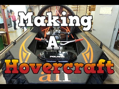 Making a Hovercraft