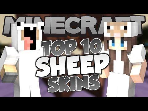 Top 10 Minecraft SHEEP SKINS! - Best Minecraft Skins