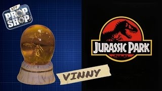 Jurassic Park Amber Egg - DIY PROP SHOP