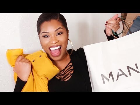 COLLECTIVE HAUL! MANGO, ZARA, URBAN OUTFITTERS AND MORE | SHIRLEY B. ENIANG