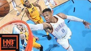Oklahoma City Thunder vs Utah Jazz Full Game Highlights / Game 2 / 2018 NBA Playoffs