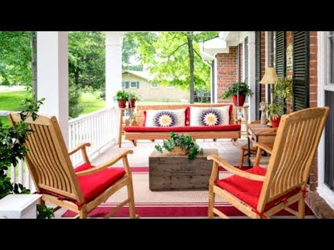 20 Front Porch Decorating Ideas