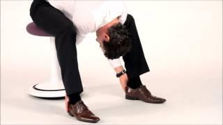 Упражнения для укрепления спины. 7 из 14. Кучер.