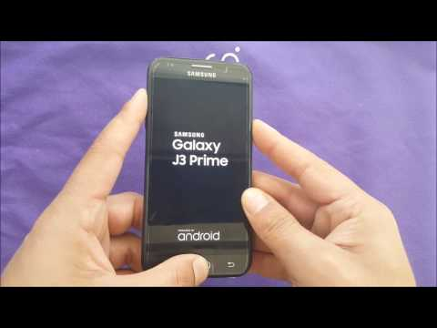 Samsung Galaxy J3 Prime How to Hard Reset For Metropcs/T-mobile