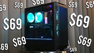 Their newest case packs AMAZING value (and airflow!)