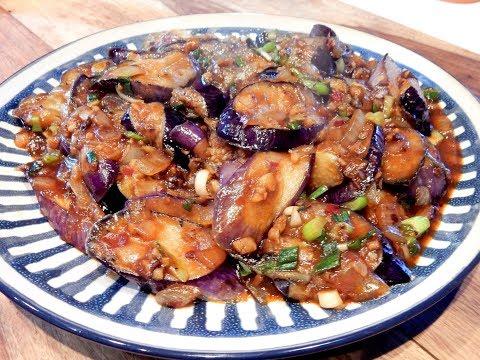 S2Ep7-Stir Fry Spicy Eggplant 魚香茄子