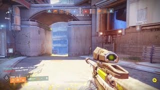 Destiny 2: WORLDS FIRST DESTINY 2 FULL CRUCIBLE GAMEPLAY! (Destiny 2 Sniper Gameplay)