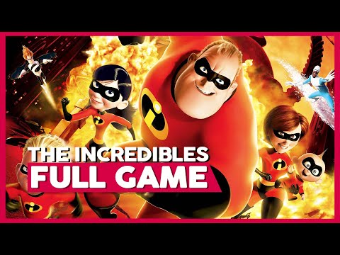 The Incredibles | Full Playthrough (PS2 | HD | No Commentary)