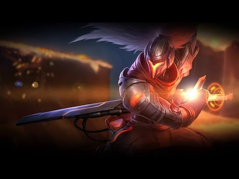 red build yasuo op???