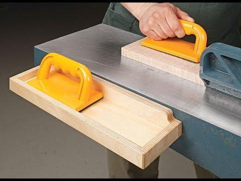 Woodsmith Tips: Push Pad Tray (FREE PLAN)