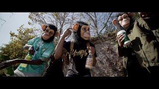 "Ralfy The Plug x Kellz x Drakeo The Ruler - ""Chunky Monkey"" | Shot By : @VOICE2HARD"