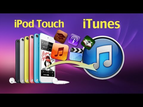 Sync Music to iTunes: How to Export Music from iPod Touch to iTunes Without Duplicate