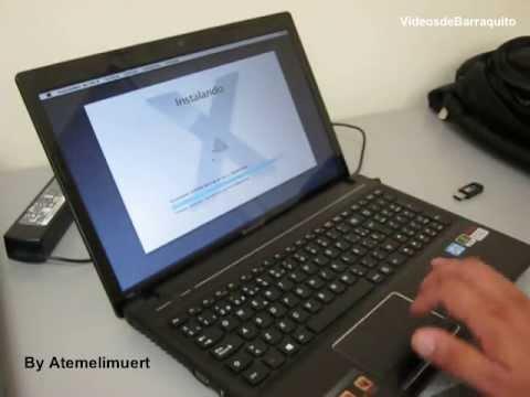 Tutorial Hackintosh Lenovo G580 i7 En Español