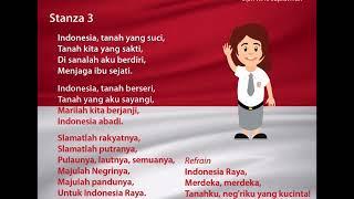 Download Indonesia Raya Full 3 Stanza Lirik Dan Lagu Mp3 Lagu Yt