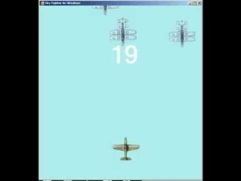 C# Tutorial Create a Jet Fighter Shooting Game