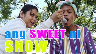 IANO AND SNOW SWEETNESS | Sy Talent Entertainment