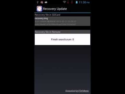 How to Install CWM Recovery Lenovo a369i Using Mobile Uncle (Cara Install CWM lenovo a369i)