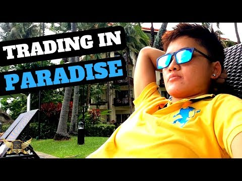 TRADING FOR A LIVING   TRADING IN MALAYSIA   Karen Trader Vlog 010