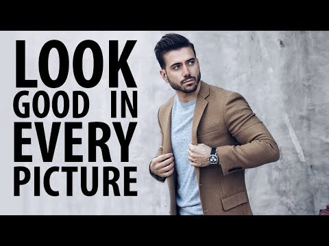 HOW TO LOOK GOOD IN EVERY PICTURE | Tips for Better Instagram Photos | Alex Costa
