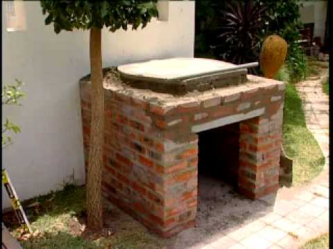 Make your own clay oven with Italoven and Pasella
