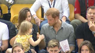 7 Moments Prince Harry Showed He Would Make a Great Dad