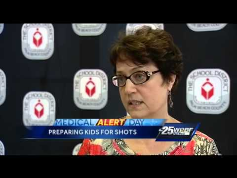 How to prepare kids for back-to-school shots