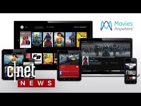 Movies Anywhere puts your digital library in one place (CNET News)
