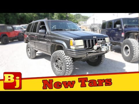 I Bought Cheap Tires - Operation Cheap Jeep