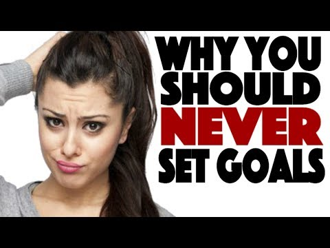 DON'T SET GOALS, DO THIS! - Setting Goals vs Implementing Systems