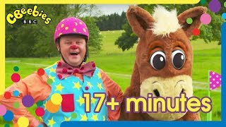 Mr Tumble's Animal Friends | CBeebies | +17 Minutes Compilation